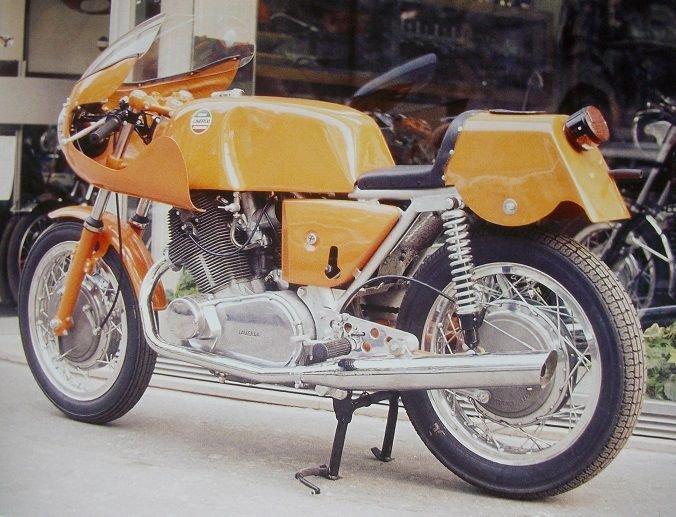 750 Laverda SFC 1971....