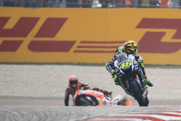 Baaaaah il est ou Marquez.....