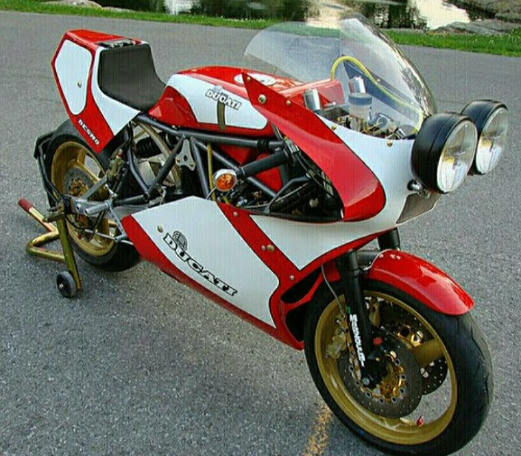 Ducati TT1....