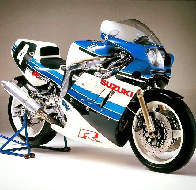 Suzuki GSX-R 750 1987....