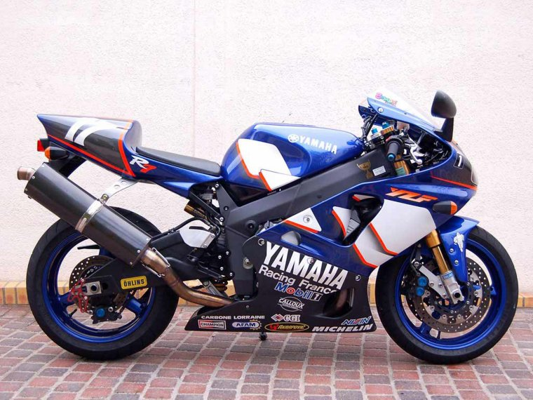 Yamaha YZF-R7 1999......