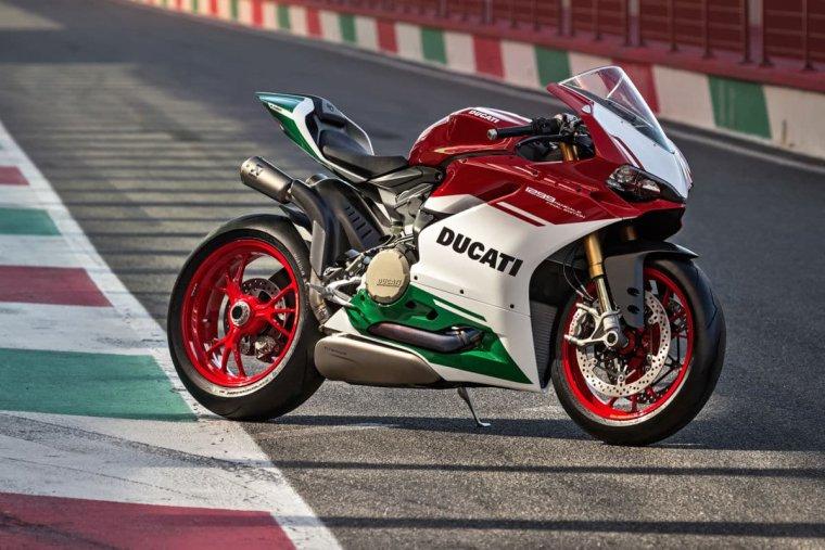 Ducati 1299 Panigale R Final-Edition 2017.....