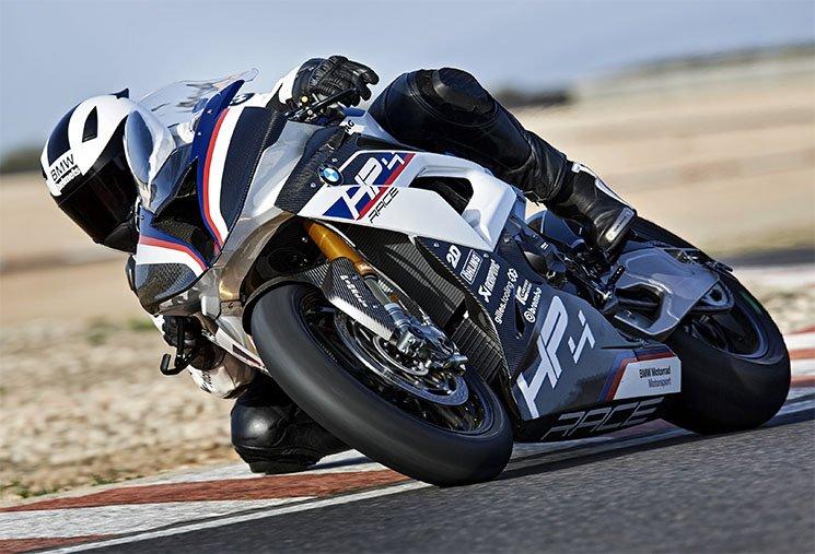 BMW S1000RR HP4 Race, 2017......