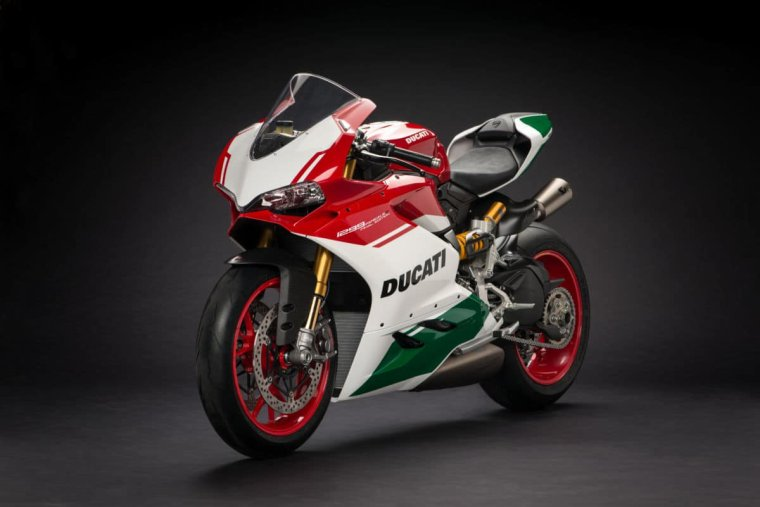 Ducati 1299 Panigale R Final Edition.....