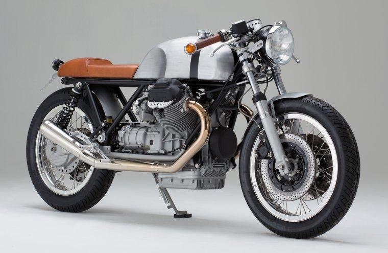 Moto-Guzzi Le-Mans café-racer.....