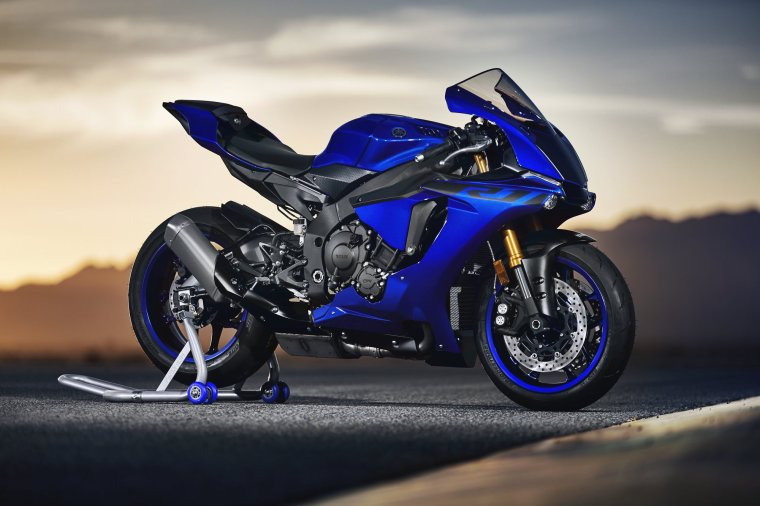 Yamaha YZF 1000 R1, 2018....