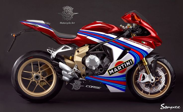 MV Agusta F3 Concept Graphic par Samuxx Design.....