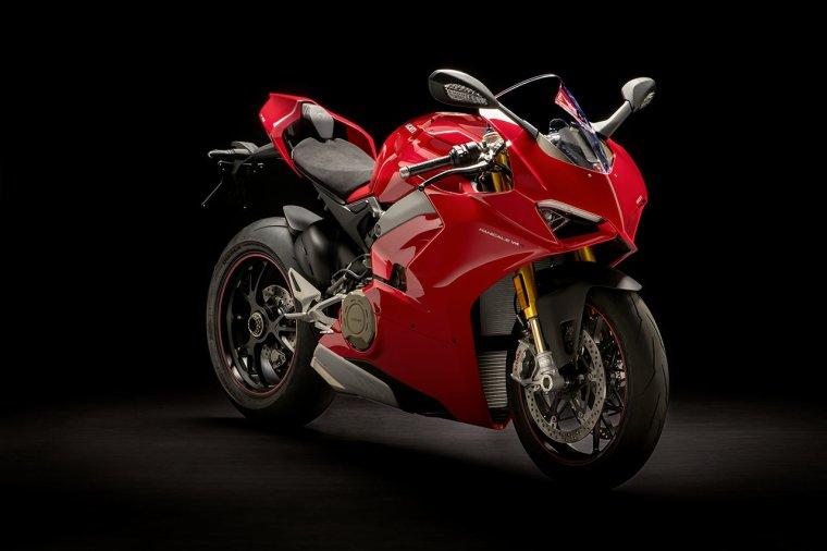Ducati Panigale V4-S nouveauté moto 2018