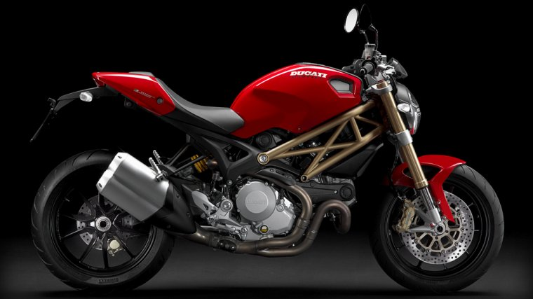 Ducati 1100 MONSTER evo 20th Anniversary 2013....