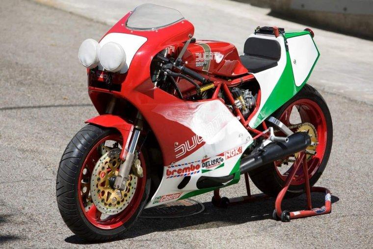 Ducati d'endurance 1979....