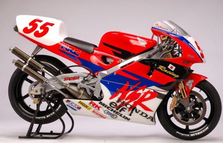 Takuma Aoki #55 Honda NSR 500 HRC 1995.....