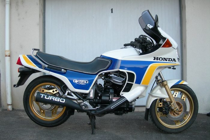 Honda CX 650 Turbo 1983...