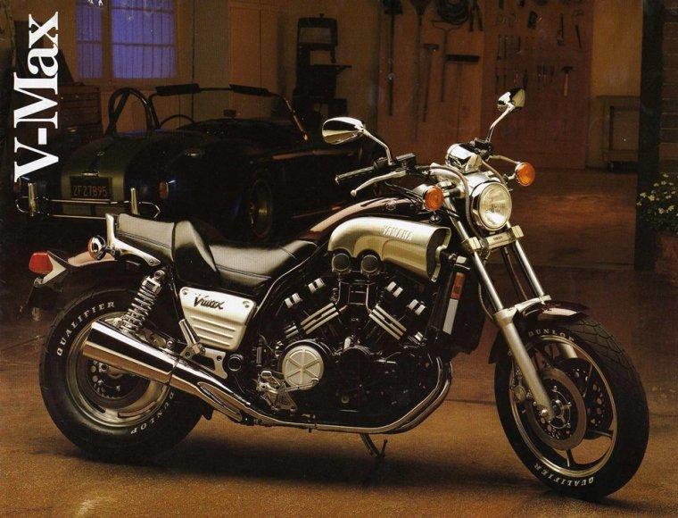 Yamaha V-Max 1986 version US......