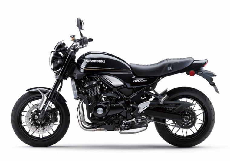 Kawasaki Z 900 RS 2018....