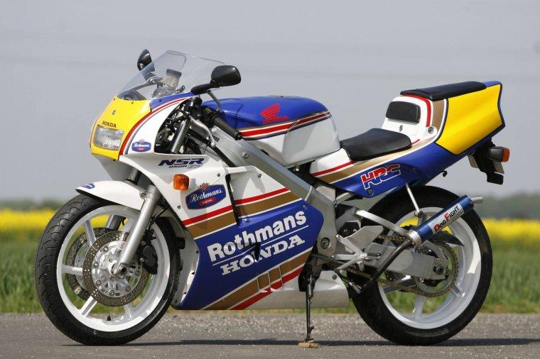 Honda NSR 250 R SP Rothmans....