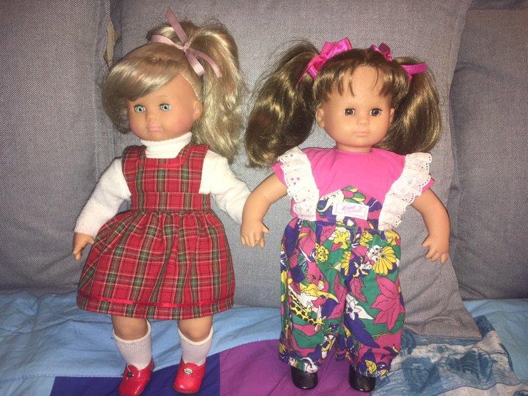 Cécile et Cécilia les fausses jumelles