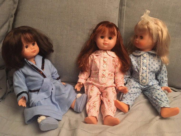Au lit les filles !!!!