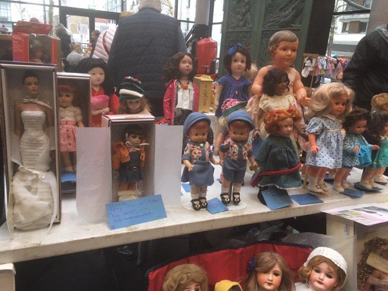 Salon du jouet ancien de Boulogne 3/3