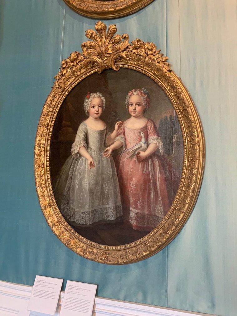 Lucile ou ma Marie Antoinette moderne 2/2