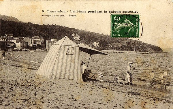 vielles cartes postales