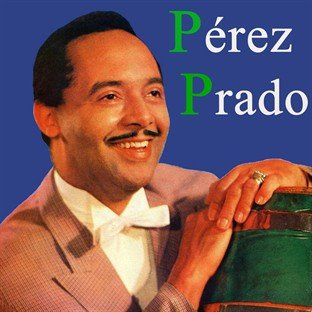 PEREZ PRADO Mambo No 5 - 1950s (from LP) (Slide)