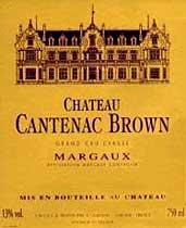 Etiquettes de grands crus de Bordeaux