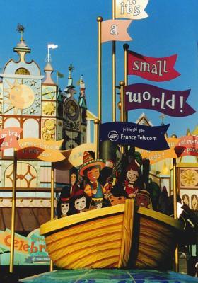 EURODISNEY  It's small world - Un grand souvenir...