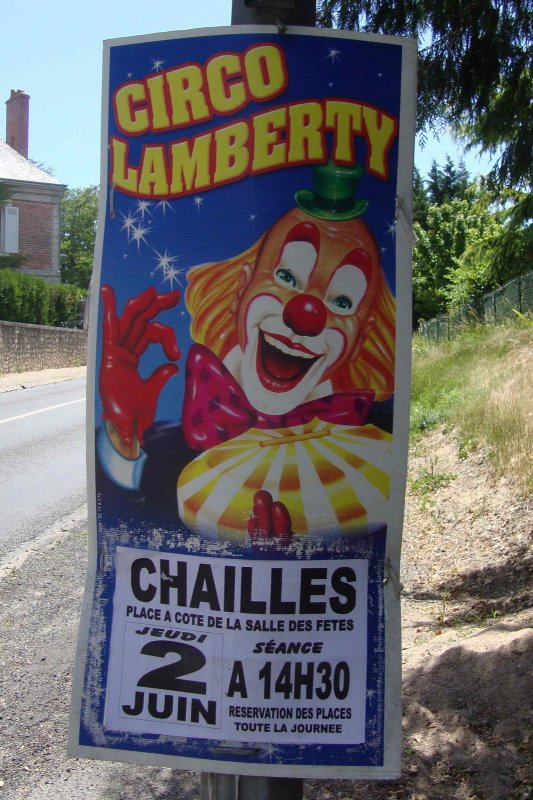 CIRQUE LAMBERTY