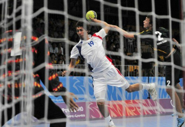 PHOTOS DE HAND BALL