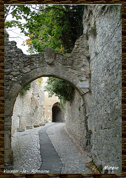 RUELLES DE NOS VILLAGES