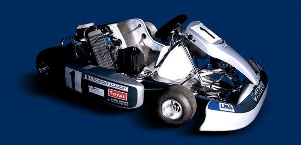KARTING Gros crash Karting Rotax Max Challenge