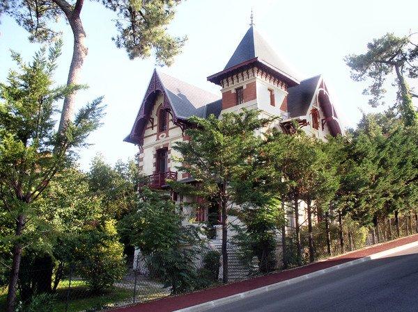 SOULAC/MER - des villas