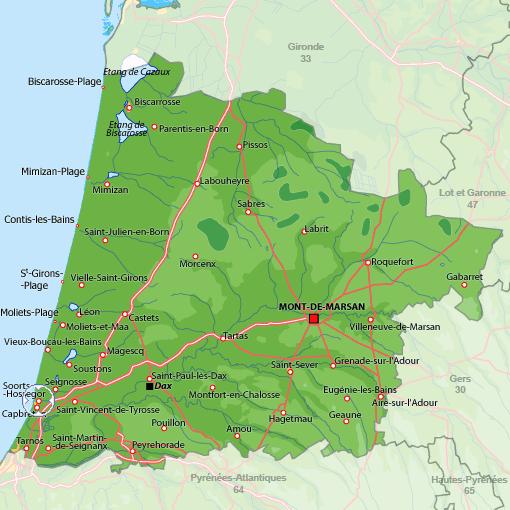 LA COTE D'ARGENT - HOSSEGOR - SOORTS