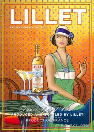 AFFICHES LILLET