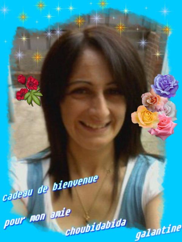 ♫♥♫ cadeau de bienvenue pour mon amie choubidabida j'espère qui te plaira avec tout mon amitié ♫♥♫