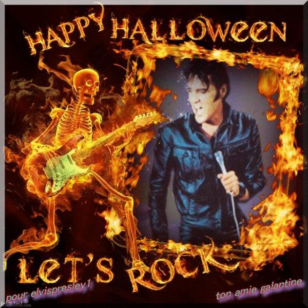 ♪♪♥ je vous souhaite un joyeux Halloween a tout mes amis(es) gros bisous ♪♪♥