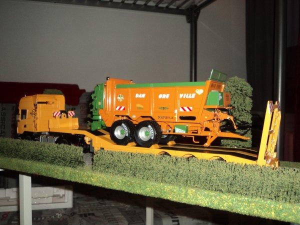 Epandeur Dangreville ETB 15 000
