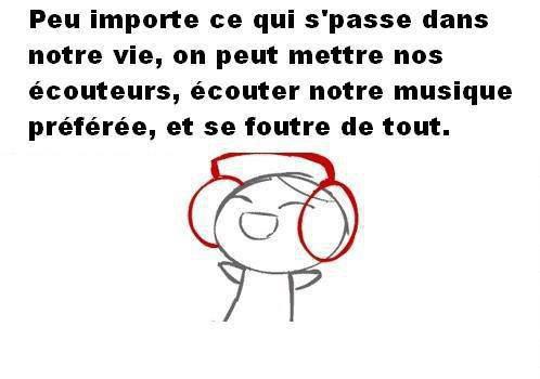 La musique ♥ !