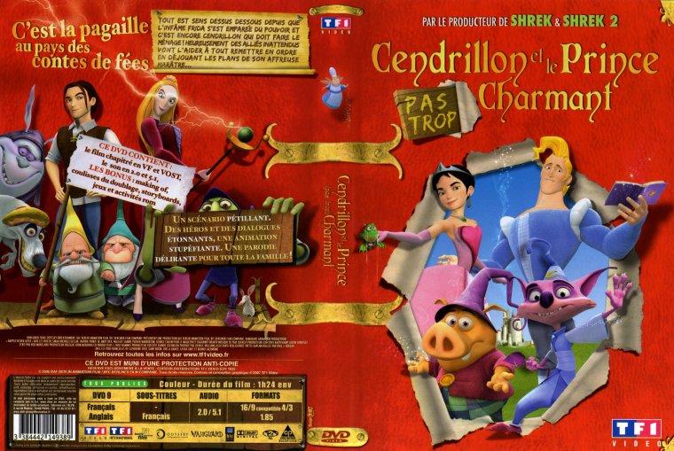 Dvd dessin anim cendrillon et le prince pas trop charmant disney baby face et cie - Cendrillon le dessin anime ...