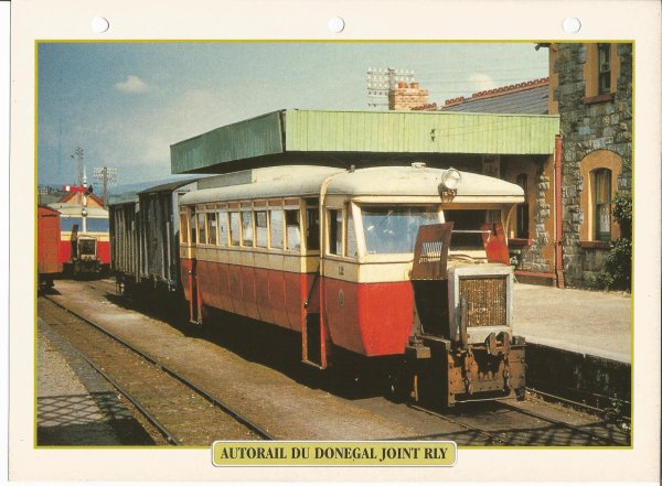 AUTORAIL DU DONEGAL JOINT RLY