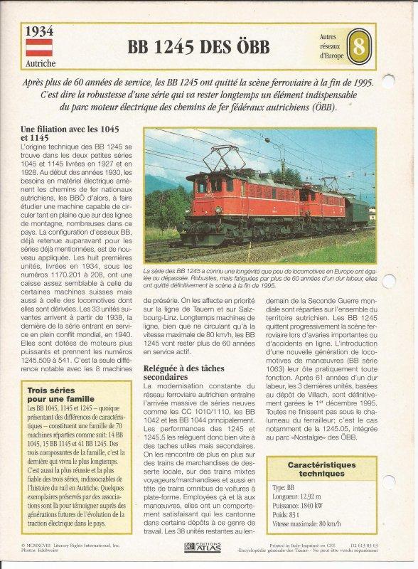 BB 1245 DES ÖBB