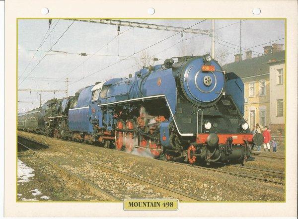 MOUNTAIN 498