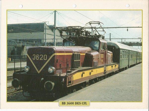 BB 3600 DES GFL