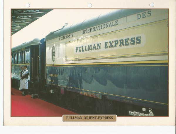PULLMAN ORIENT-EXPRESS