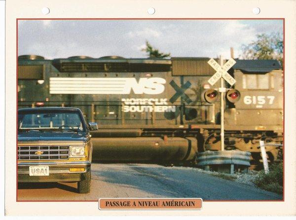 PASSAGE A NIVEAU AMERICAIN