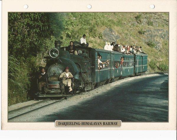 DARJEELING-HIMALAYAN RAILWAY