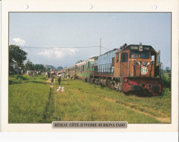 RESEAU CÔTE-D'IVOIRE-BURRINA FASO