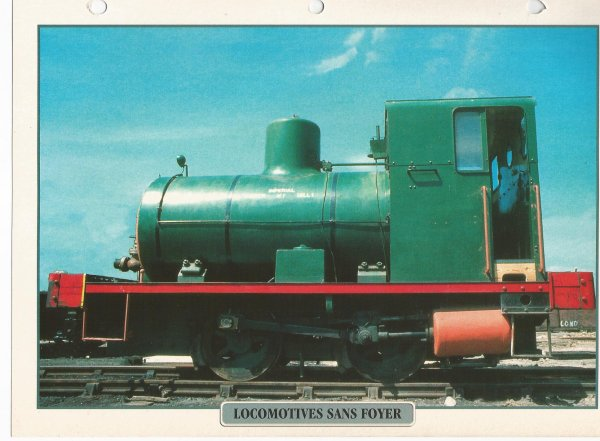 LOCOMOTIVES SANS FOYER