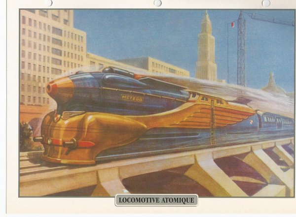 LOCOMOTIVE ATOMIQUE