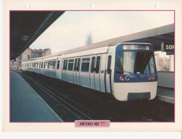 METRO MF 77